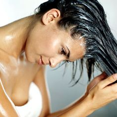 You can whip up a beautifying skin or hair mask with ingredients you can find in your kitchen. In this video, find out how to use an avocado, banana and even a papaya to get glowing skin and shiny, gorgeous hair.