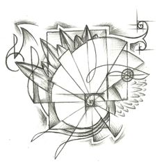 like this but don't like the way the spiral is broken....changes the flow too much