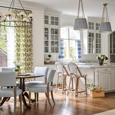 A Summer House by Amy Berry. The Hamptons
