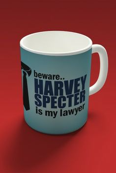 LazyNinja | Suits Harvey Specter Coffee Mug Online India