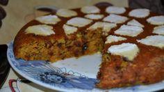 """Пирог морковный """"Оранжевое настроение"""". Пошаговый рецепт с фото на Gastronom.ru"""
