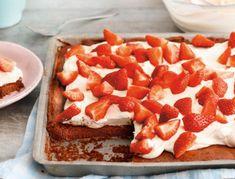 Schneller+Schoko-Erdbeerkuchen+mit+Joghurt