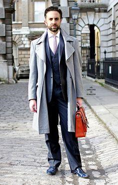 Nick Bain: London