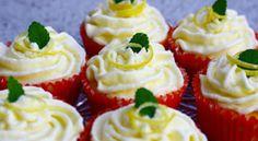 Cupcakes s kapkou citronu