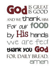 Few different colors Food Prayer, Kids Prayer, Meal Prayer, Prayers Before Meals, Mealtime Prayers, Dinner Prayer, School Prayer, Simple Prayers, Prayer Wall