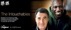 INTOUCHABLES -  After he becomes a quadriplegic from a paragliding accident, an aristocrat hires a young man from the projects to be his caretaker.