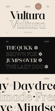 We're excited to share our newest update with you! 🦅 Vultura now contains an outline font version, perfect for contemporary design. This serif typeface adds a modern and elegant aesthetic to every design. Check it out on creativemarket.com/sweetestgoods or sweetestgoods.com. #outline #font #alphabet #type #typography #design #vultura #contemporary #modern #serif Typography Letters, Lettering, Typography Poster, Font Alphabet, Typography Logo Design, Free Typography Fonts, Free Typeface, Poster Fonts, Font Free