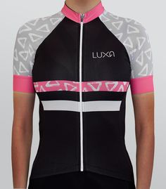 Candy Avenue- Women's cycling jersey by Luxa.