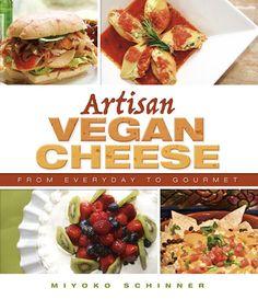 Artisan Vegan Cheese by Miyoko Schinner ($9.14)