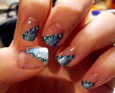 Pretty  Nail Art Ideas for Short Nails