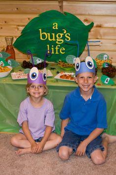 a bug's life--bug hats