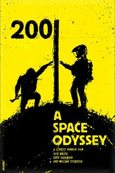 The Geeky Nerfherder: Movie Poster Art: 2001 A Space Odyssey (1968)
