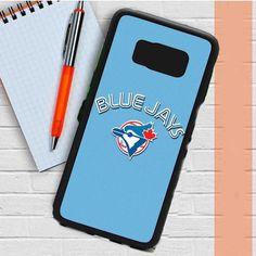 Toronto Blue Jays Design Samsung Galaxy S8 Plus Case Dewantary