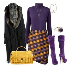 """""""Professional in the Winter"""" by msmith801 on Polyvore"""