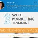 Sarò Relatore al Web Marketing Training 2014 #wmt2014 #seo #copywriting #webmarketing