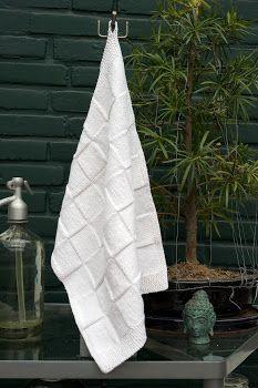 Patroon handdoek
