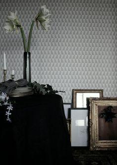 Christmas table / heidihallingstad.com