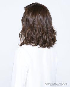 New hair brunette short wavy lob 66 Ideas Lob Hairstyle, Permed Hairstyles, Cool Hairstyles, Wavy Lob Haircut, Headband Hairstyles, Wavy Hair Perm, Short Wavy Hair, Bob Perm, Hair Perms