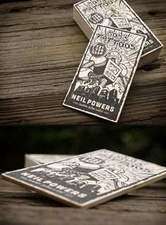 Business Cards for Tattoo Artists #Business #Cards for #Tattoo ...