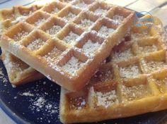 SANS GLUTEN SANS LACTOSE: Gaufres sans gluten et sans lactose