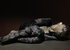 Lucy Glendinning: Feather Child 6