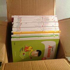 ¡Recibimos la colección Mamut de Bang Ediciones!Podréis disfrutar de todos los cómics en nuestro stand de DABADUM Historias para 3, 6 y 9 años ¡Son geniales! http://www.lentejasparatusorejas.com/padres/nos-apuntamos-a-dabadum/ Mamut Cómics