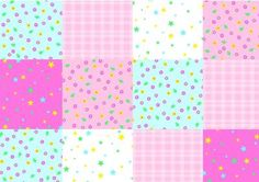 A very pretty patchwork backing paper, with flowers, leaves, stars and checks. Great for so many occasions. This sheet is also available as part of a 12 paper kit cup544508_1028