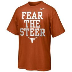 Nike Texas Longhorns 2013 Local T-Shirt - Burnt Orange