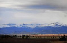 Interesting places to visit in South Africa. Snow on the Maluti Mountains, taken from the town of Ficksburg, Eastern Freestate (last winter Free State, Adventure Holiday, Winter Snow, Winter 2017, South Africa, Safari, Tourism, Places To Visit, Vacation