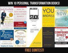 http://bookgiveaways.net/derekdoepker/giveaways/personal-development-giveaway/?lucky=152    Win 10 Personal Transformation Books