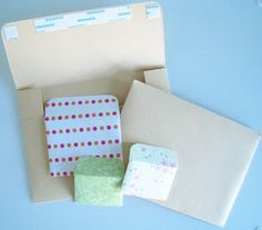 Fairy Cardmaker: Envelope Tutorial - How to Make Card Envelopes Handmade Greetings, Greeting Cards Handmade, Card Making Tips, Making Cards, Envelope Tutorial, Card Envelopes, Diy Cards, Homemade Cards, Fun Projects