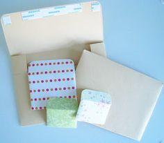 Envelope Tutorial - How to Make Card Envelopes