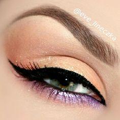 eve_lineczka #cosmetics #makeup #eye