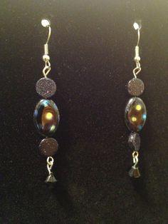 Time Vortex Earrings by queenofqeeks on Etsy, $8.00