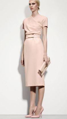 Pink Valentino dress