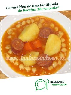 Chickpeas, Cantaloupe, Fruit, Food, Legumes, One Pot Dinners, Clean Eating Meals, Spanish Recipes, Chic Peas