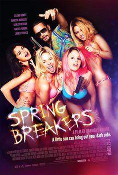 Spring Breakers (2012)   Las vacaciones del delito... Por fin han llegado las vacaciones de primavera. Cuatro amigas emprenden un viaje en el...