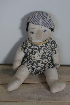 Vintage rag doll