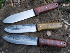 ML Knives Blog: Kephart knives in the works