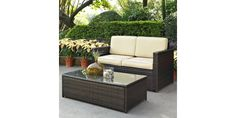 Bed bath and beyond patio furniture set - Palm Harbor Collection