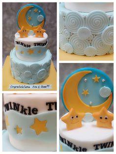 Twinkle twinkle swirl cake