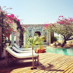 """The Most Amazing Places We've Ever Been — In The Entire World #refinery29  http://www.refinery29.com/most-beautiful-places-in-the-world#slide-25  Lamu Island, Kenya""""It's this mystical, remote tropical island off the coast of Kenya, and one of the original and oldest Swahili port towns in East Africa. There are no cars on the island, only donkeys and long tail boats to get around. It's also filled with beautiful white villas where the glamorous European jet-set vacation. My must-hit spots…"""