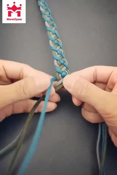 🔥🔥Very hot DIY braided - Paracord Bracelet Diy Crafts Hacks, Diy Crafts Jewelry, Bracelet Crafts, Rope Crafts, Yarn Bracelets, Diy Bracelets Easy, Embroidery Floss Bracelets, Making Bracelets, Macrame Patterns