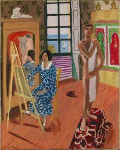 la pose de 3 heures .Henri Matisse