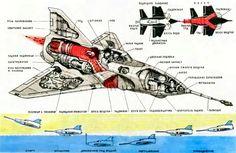 avion submarino ruso don reids commander-1 1964
