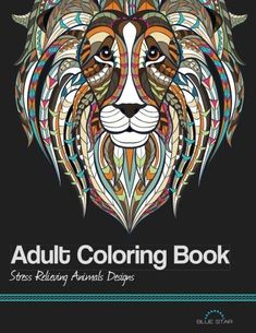 Did you know our Animal Designs book is one of 13 Adult Coloring Books You Need in Your Life #adultcoloring
