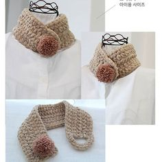 This Pin Was Discovered By Kim - Diy Crafts - Qoster Crochet Scarves, Crochet Shawl, Knit Crochet, Crochet Slipper Pattern, Crochet Slippers, Crochet Designs, Crochet Patterns, Crochet Neck Warmer, Hand Knit Scarf