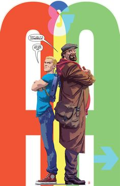 Archer & Armstrong Return to the Valiant Universe in A&A #1