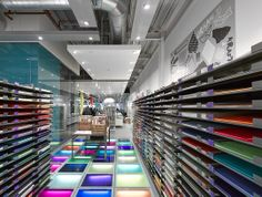 Retail Interior Photography, Paperchase....Image © David Cadzow