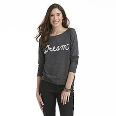 Dream Out Loud by Selena Gomez Junior's Graphic Sweatshirt - Dream at Kmart.com